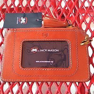 Lsu brown wallet